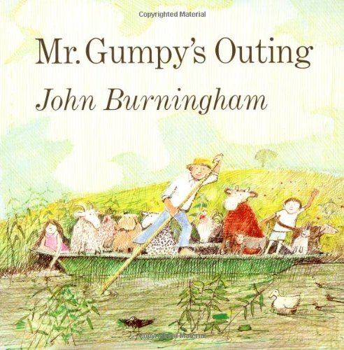 John Burningham Mr. Gumpy's Outing