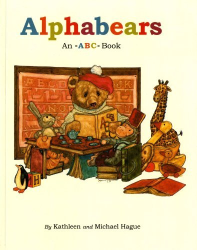 Kathleen Hague Alphabears An Abc Book