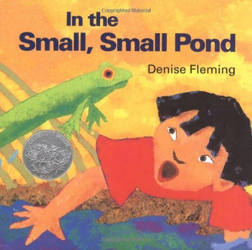 Denise Fleming In The Small Small Pond