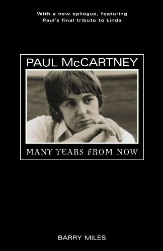 Barry Miles Paul Mccartney Many Years From Now
