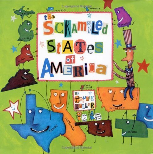 Laurie Keller The Scrambled States Of America