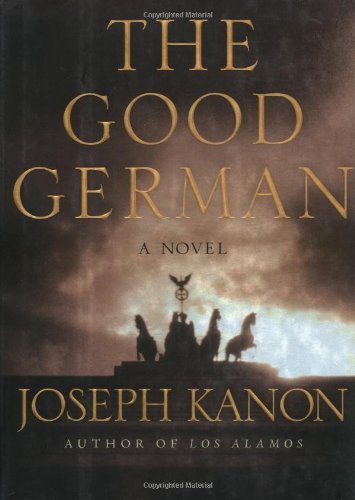 Joseph Kanon Good German