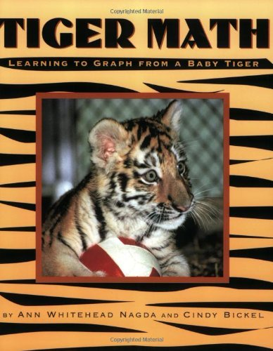 Ann Whitehead Nagda Tiger Math Learning To Graph From A Baby Tiger