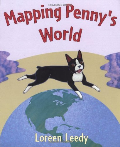 Loreen Leedy Mapping Penny's World