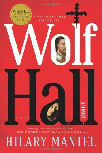 Hilary Mantel Wolf Hall