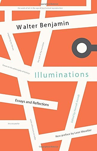 Walter Benjamin Illuminations Essays And Reflections
