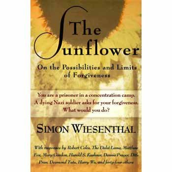 Simon Wiesenthal The Sunflower On The Possibilities And Limits Of Forgiveness 0002 Edition;revised And Exp