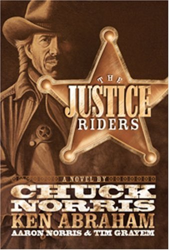 Chuck Norris The Justice Riders