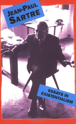 Jean Paul Sartre Essays In Existentialism