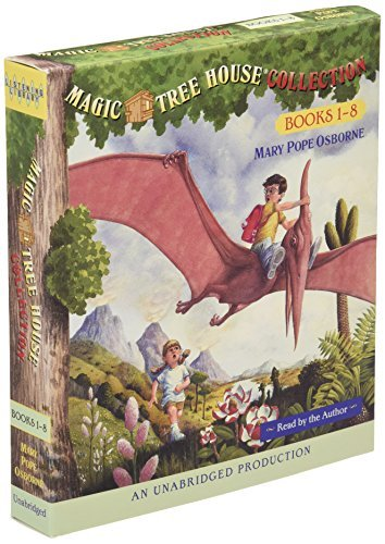 Mary Pope Osborne Magic Tree House Collection Books 1 8