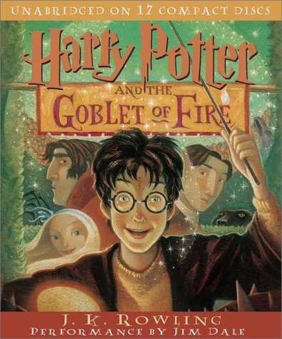 J. K. Rowling Harry Potter And The Goblet Of Fire
