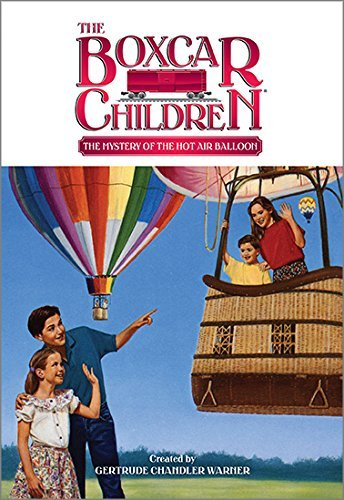 Gertrude Chandler Warner The Mystery Of The Hot Air Balloon