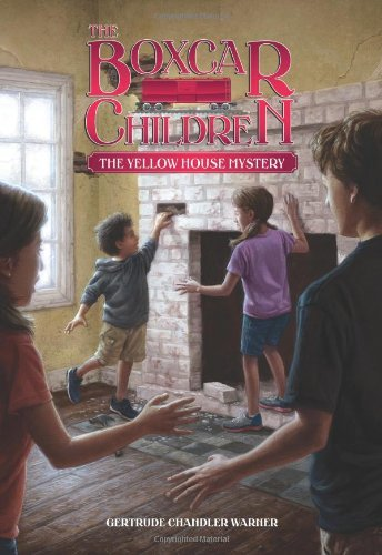 Gertrude Chandler Warner Yellow House Mystery The