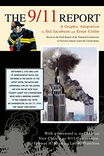 Sid Jacobson The 9 11 Report A Graphic Adaptation