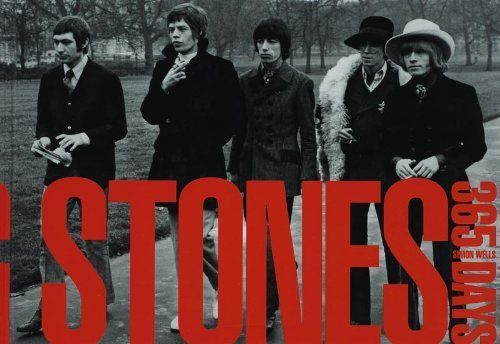 Welles Simon Rolling Stones 365 Days