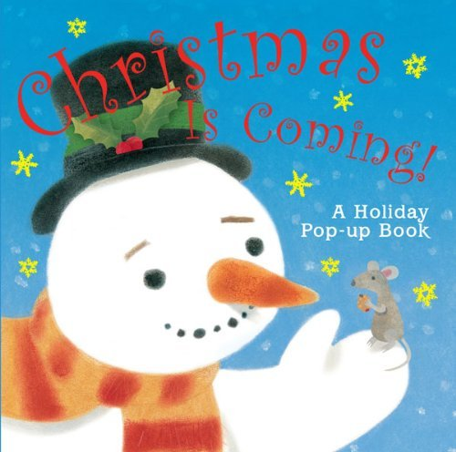 Stephen Lambert Christmas Is Coming! A Holiday Pop Up Book