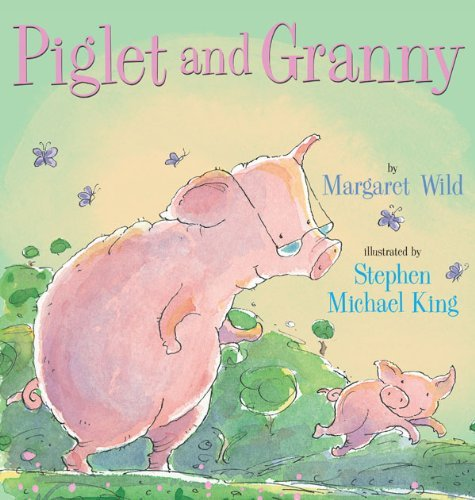 Margaret Wild Piglet And Granny