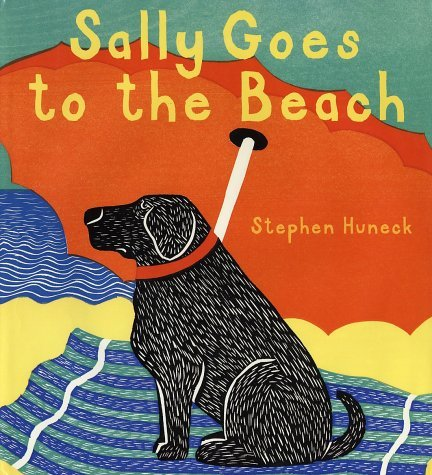 Stephen Huneck Sally Goes To The Beach