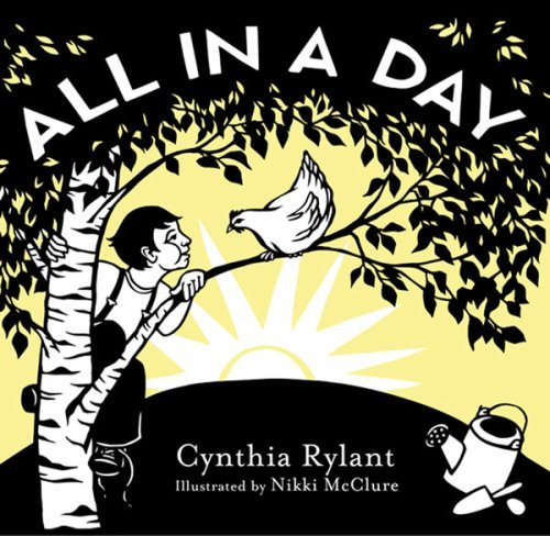 Cynthia Rylant All In A Day