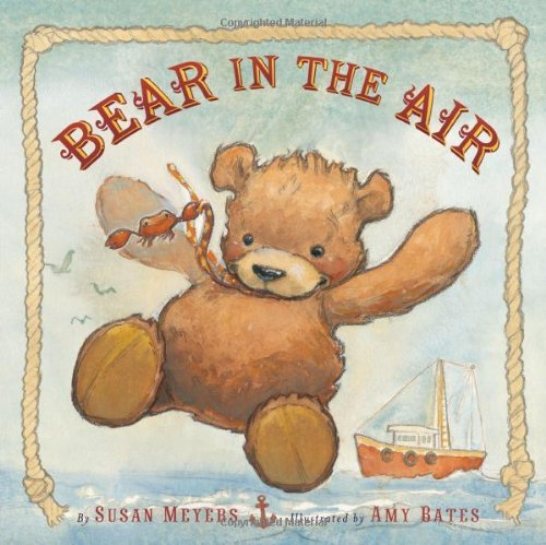 Susan Meyers Bear In The Air