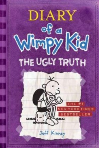 Jeff Kinney Diary Of A Wimpy Kid # 5 The Ugly Truth