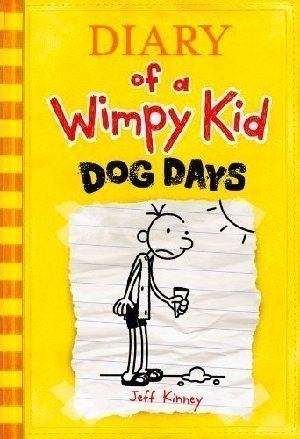 Jeff Kinney Diary Of A Wimpy Kid Dog Days