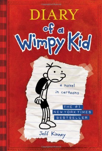 Jeff Kinney Diary Of A Wimpy Kid (diary Of A Wimpy Kid #1)