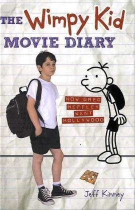Jeff Kinney Wimpy Kid Movie Diary The