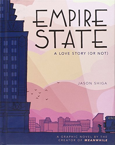 Jason Shiga Empire State A Love Story (or Not)