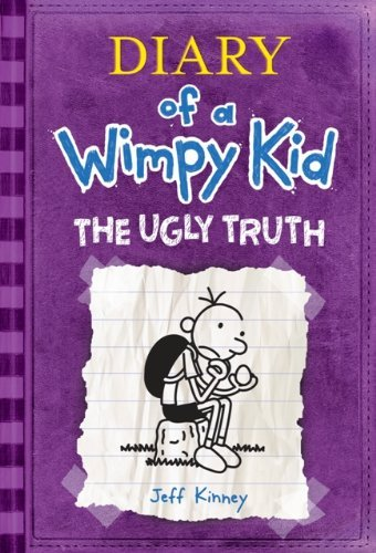 Jeff Kinney The Ugly Truth Diary Of A Wimpy Kid