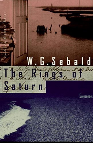 W. G. Sebald The Rings Of Saturn
