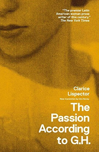 Clarice Lispector The Passion According To G.H.