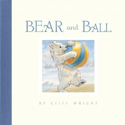 Cliff Wright Bear And Ball