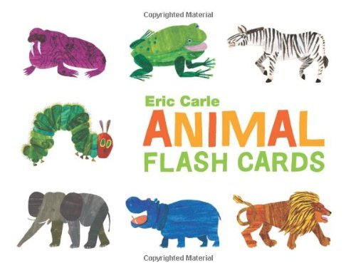 Chronicle Books Animal Flash Cards
