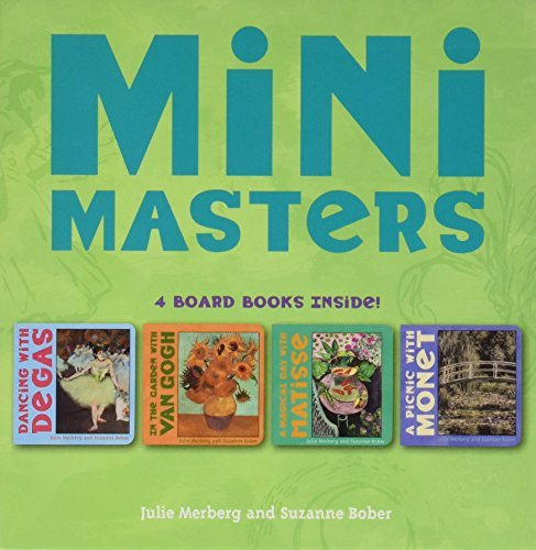 Julie Merberg Mini Masters Boxed Set