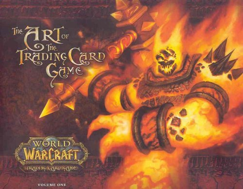 Jeremy Cranford World Of Warcraft Art Of The Trading Card Game Vol. 1