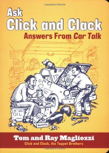 Tom Magliozzi Ask Click And Clack Answers From Car Talk