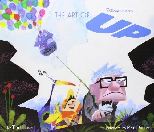 Pete Docter The Art Of Up