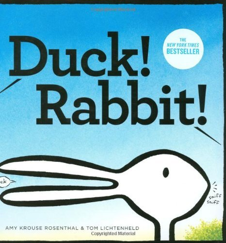 Amy Krouse Rosenthal Duck! Rabbit!