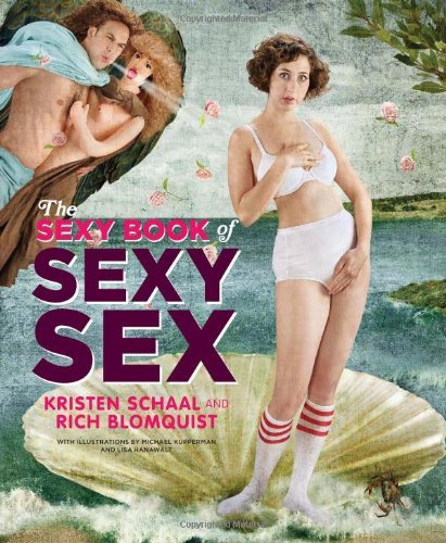 Schaal Kristin Sexy Book Of Sexy Sex