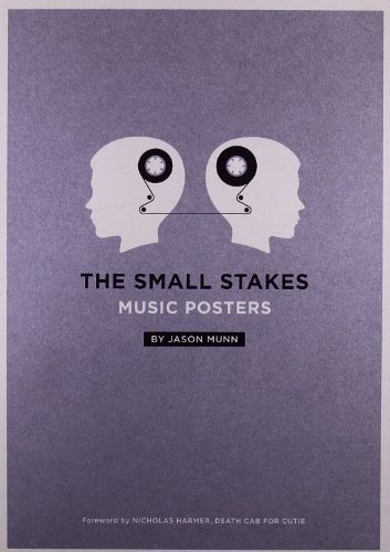 Jason Munn The Small Stakes Music Posters