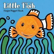 Klaartje Van Der Put Little Fish Finger Puppet Book