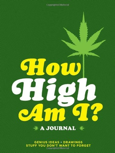 Chronicle Books Llc How High Am I? A Journal