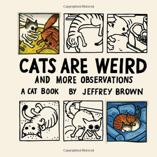 Jeffrey Brown Cats Are Weird And More Observations