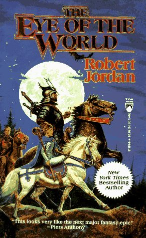 Robert Jordan The Eye Of The World Book One Of 'the Wheel Of Time'