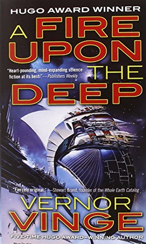 Vernor Vinge A Fire Upon The Deep Revised