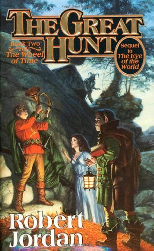 Robert Jordan The Great Hunt