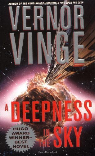 Vernor Vinge A Deepness In The Sky
