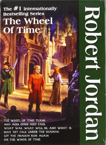 Robert Jordan The Wheel Of Time Boxed Set Ii Books 4 6 The Shadow Rising The Fires Of Heaven Lord Of C