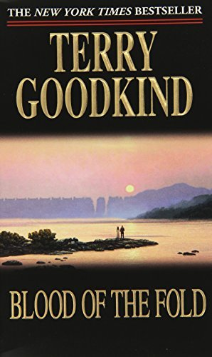 Goodkind Terry Blood Of The Fold